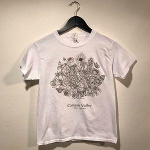 Super Cute Floral T-Shirt